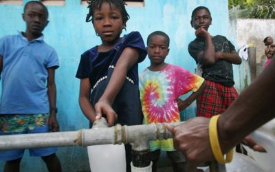 Rent vand er en vigtig del af en bæredygtig fremtid