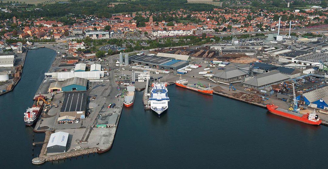 Køge Havn gør den blå motorvej grønnere